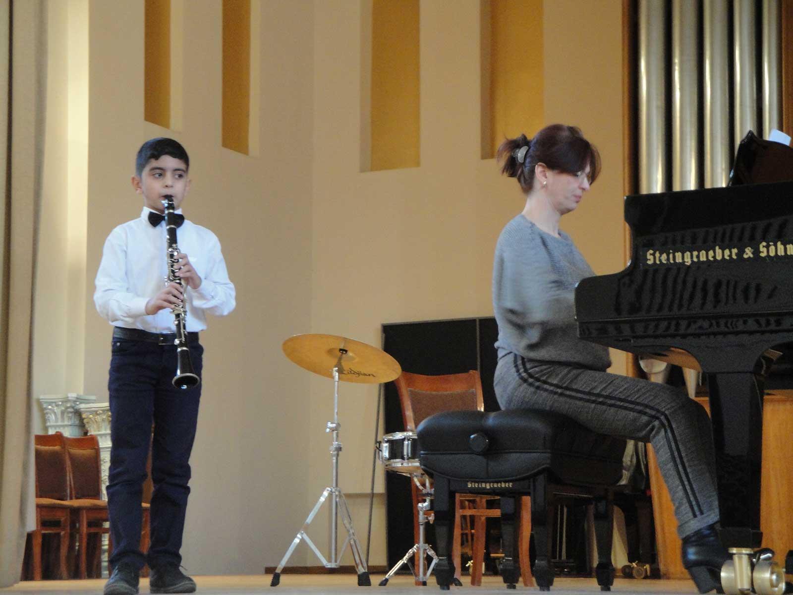 Республиканский Фестиваль Академической, Народной и Джазовой музыки