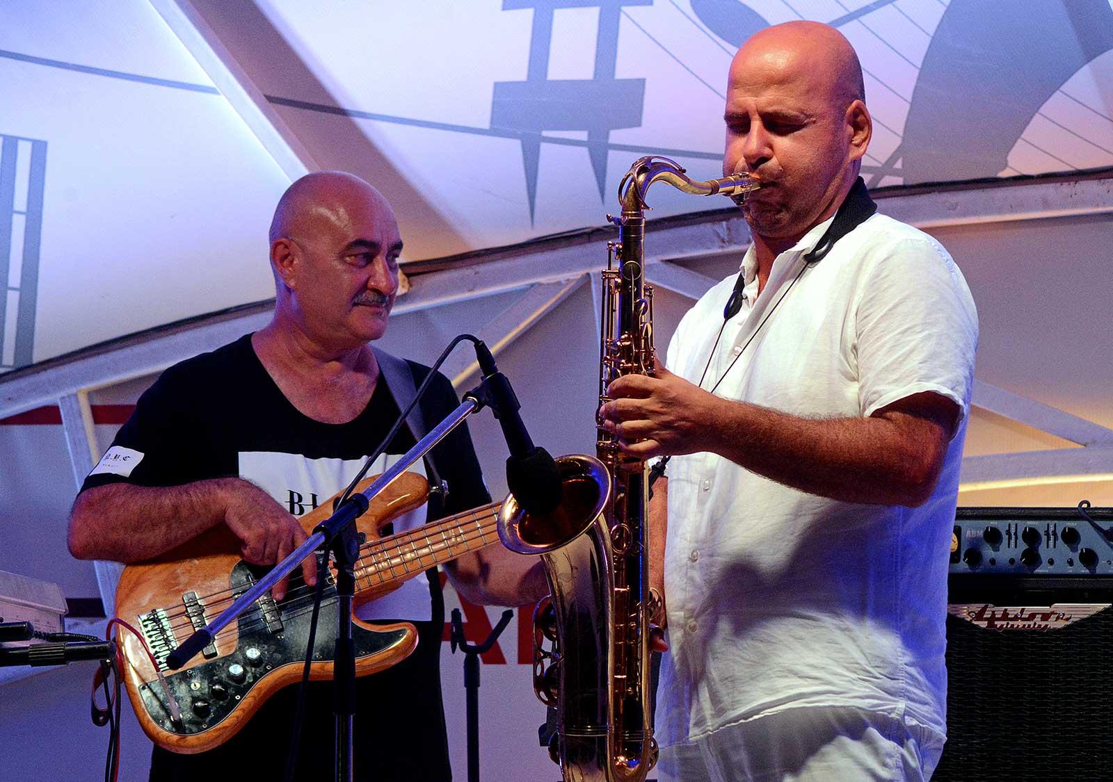 Barrell Jazz Nights Festival собирает друзей
