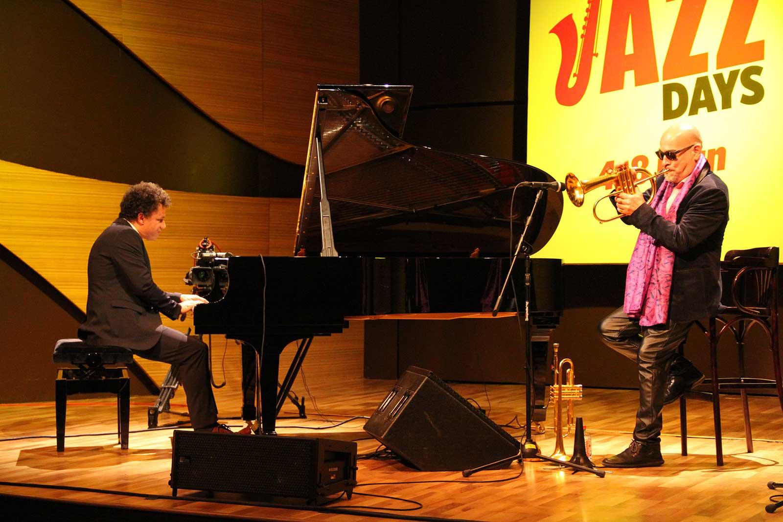 Летние джазовые дни в Баку 2018